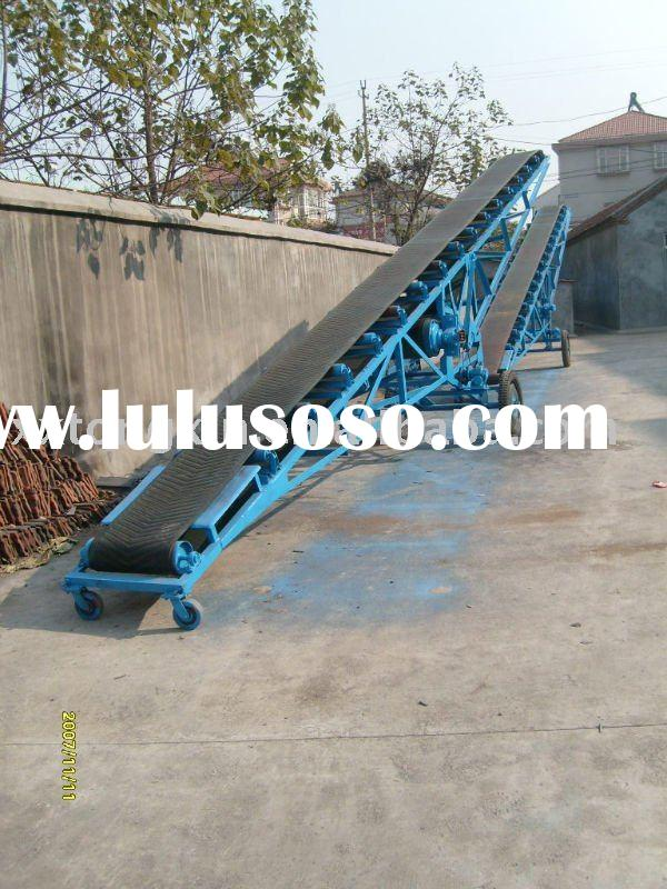 TX steel belt conveyor