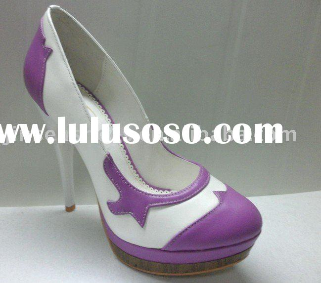 beautiful women bridal shoes in 2011 spring