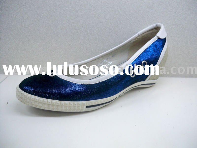 casual flat lady shoes