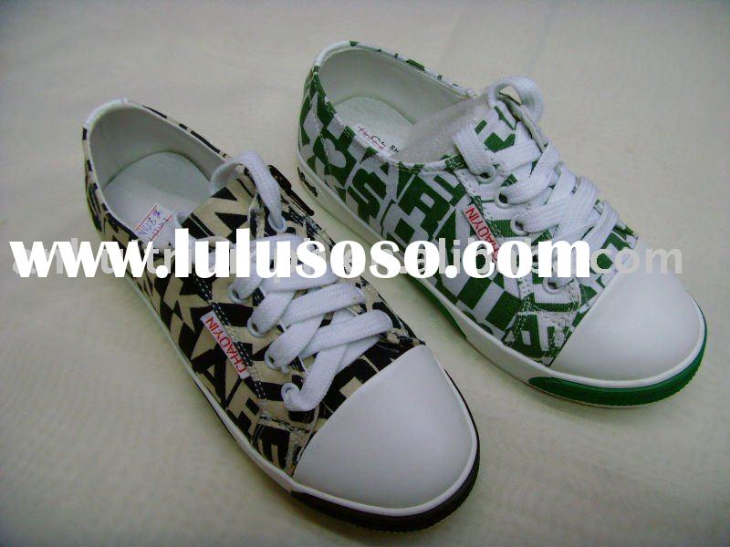 childern canvas shoes