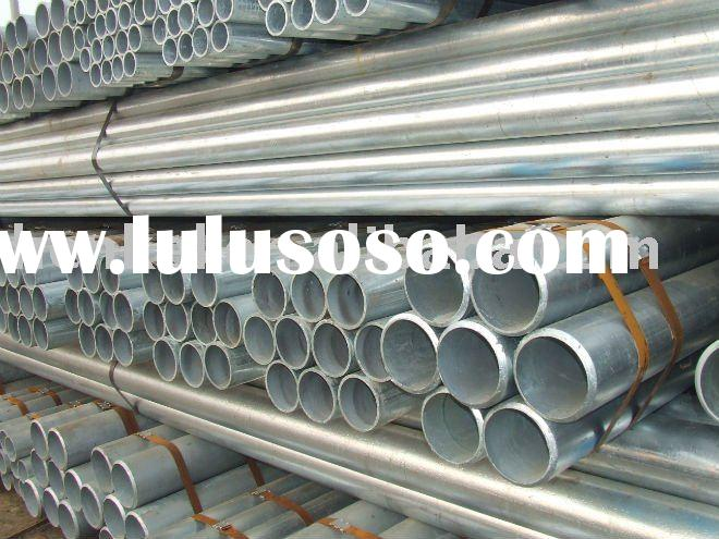 high quality galvanized pipe Sch 40
