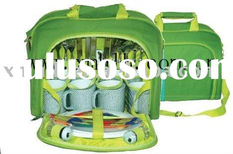 hot sale four person pinic bags