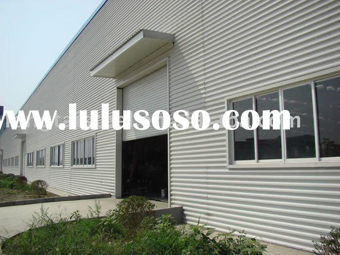 metal building steel construction office building structural steel  multi-story building processing