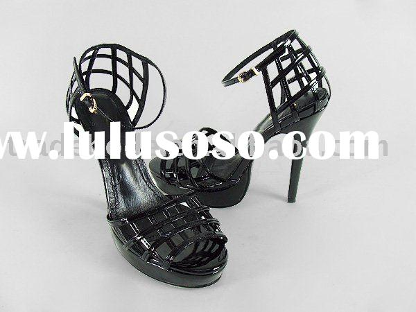 popular design ladies high heel shoes