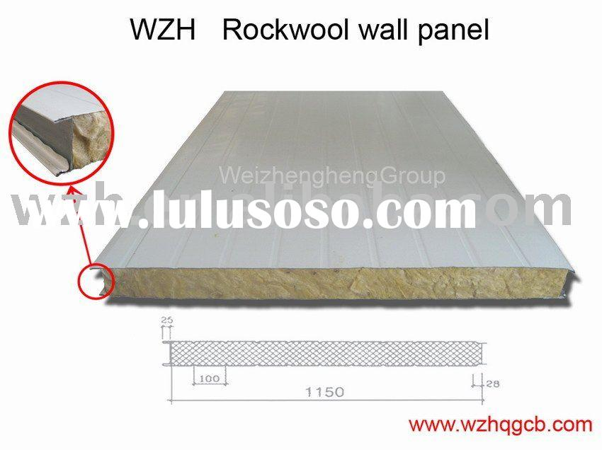 how to fix rockwool insulation