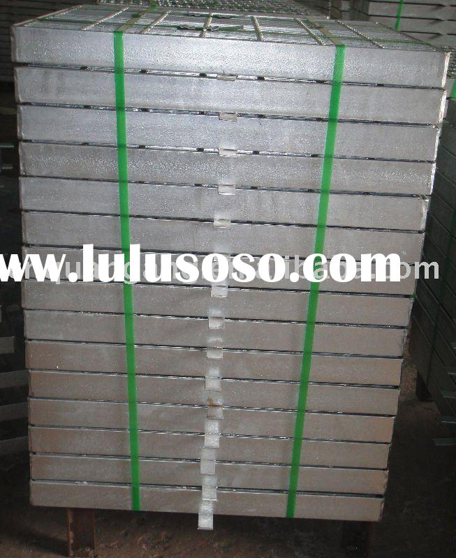 stainless steel grating material