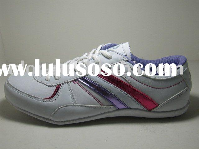 stripe women shoes