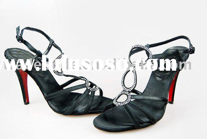 stylish 2011 ladies high heel shoes. wholesale high heels