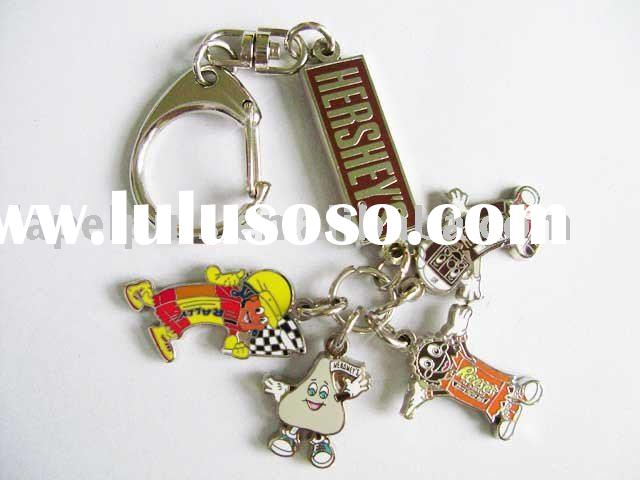 3d key chain metal
