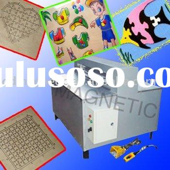 CE approved jigsaw puzzle machine