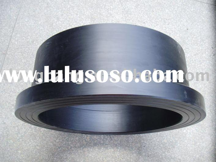 HDPE flange adapter