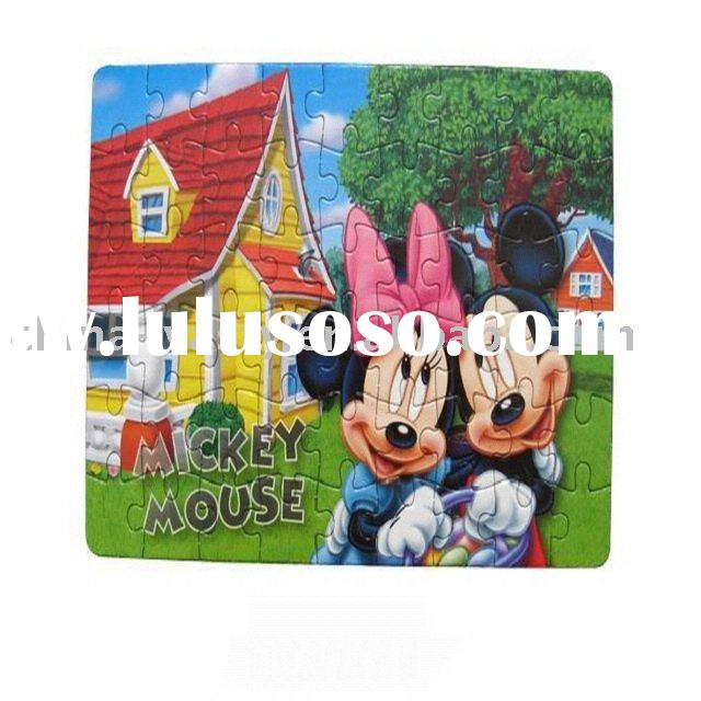 Jigsaw toy Puzzle