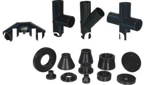 MDPE/HDPE Pipes & Fittings