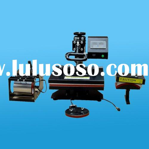Multifunction 4in1 Combo Heat Press Machine