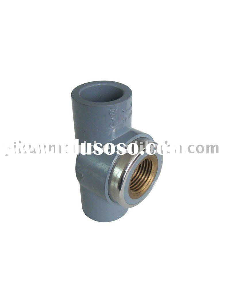 Grooved fitting mechanical tee threaded for sale price