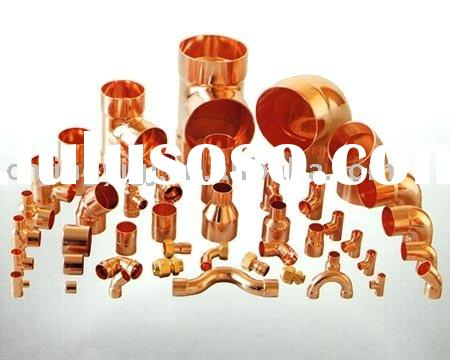 Plumbing Copper Pipe Fittings