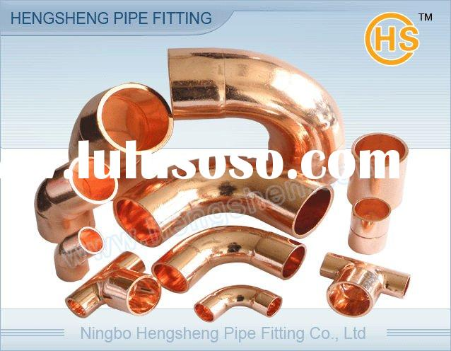 Copper y fittings for sale price china manufacturer