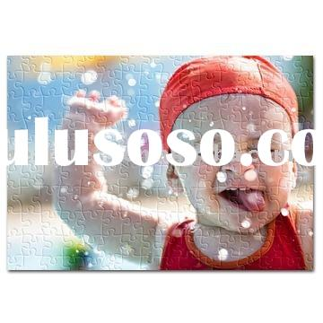 Sublimation Jigsaw Puzzle to print picture you want PU2