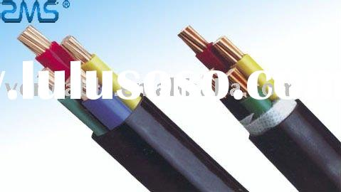 XLPE insulated electrical cable