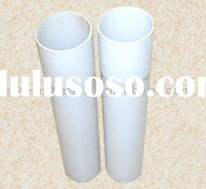 bell end pvc water pipe