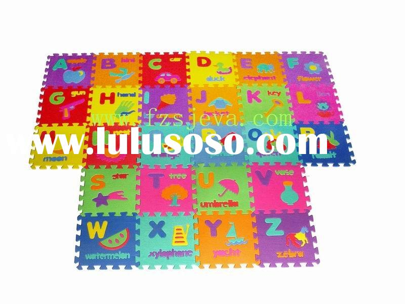 Kids Floor Mats Interlocking Mats Eva Play Mats For Sale