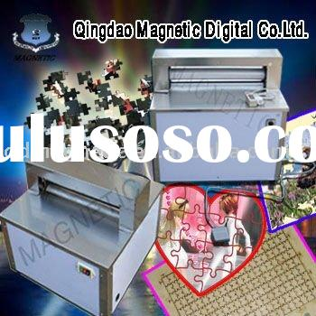 jigsaw puzzle cutting machine--- 8 year  gold supplier CE