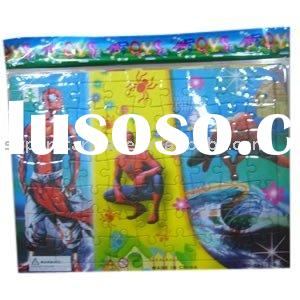 jigsaw puzzle (spider man puzzle)