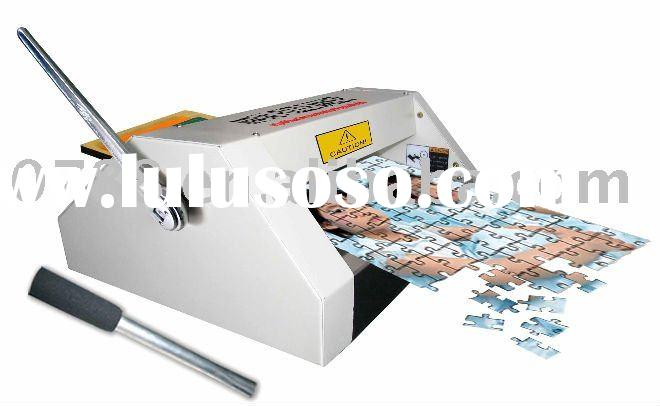 manual jigsaw puzzle machine