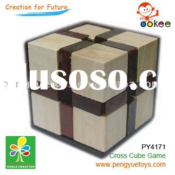 puzzle game(Cross Cube Game)