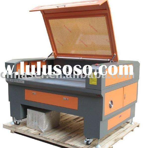 pvc laser cutting machine