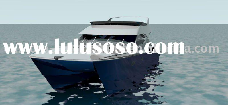 14m leisure boat/luxury yacht