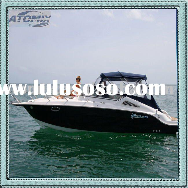 27 feet CE approved Sports Yacht (7500 Sports Cruiser)