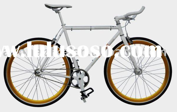 700C FIX GEAR SINGLE SPEED HI-TEN CROSS/TRACKING/RACING BICYCLE