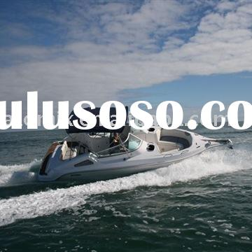 8m Motor boat with Volvo Penta inboard engine (7500 Bow Rider)