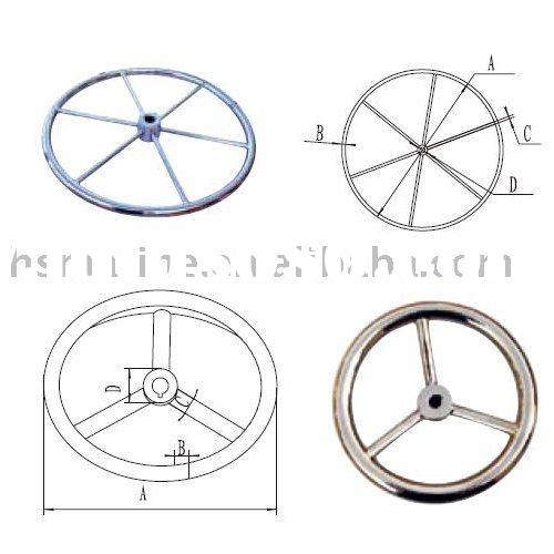 Boat steering wheel (Used for Boat or Yacht)