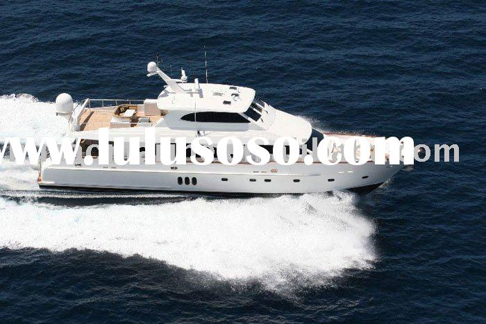 HALY76 luxury yacht