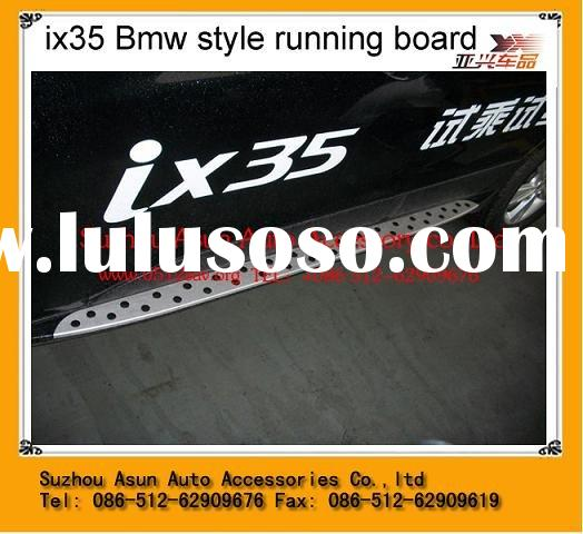 Hyundai Tucson IX35 bmw style running board auto spare parts