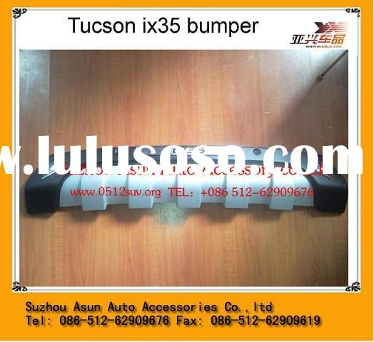 Hyundai Tucson IX35 front and rear bumper 2010 auto parts