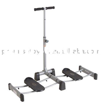 leg slider exercise machine