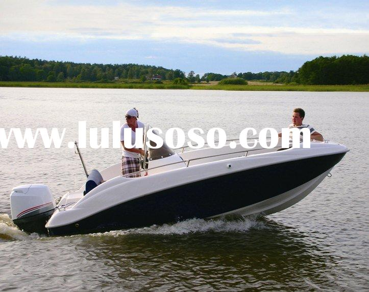 NP140 Leisure boat
