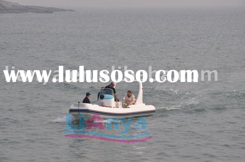 RIB boat 6.2m,rigid inflatable boat