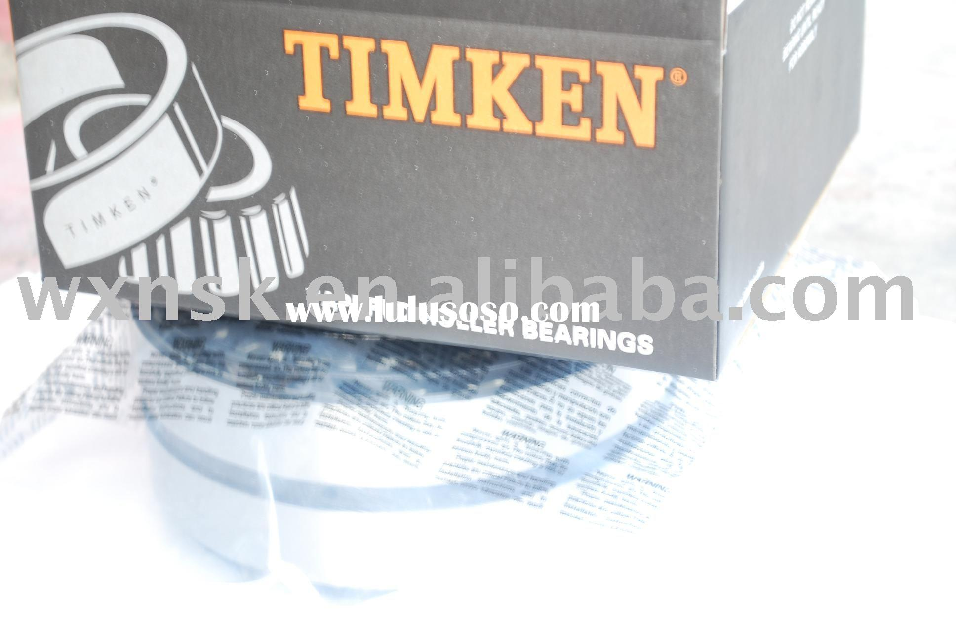 Timken Tapered Roller Bearings