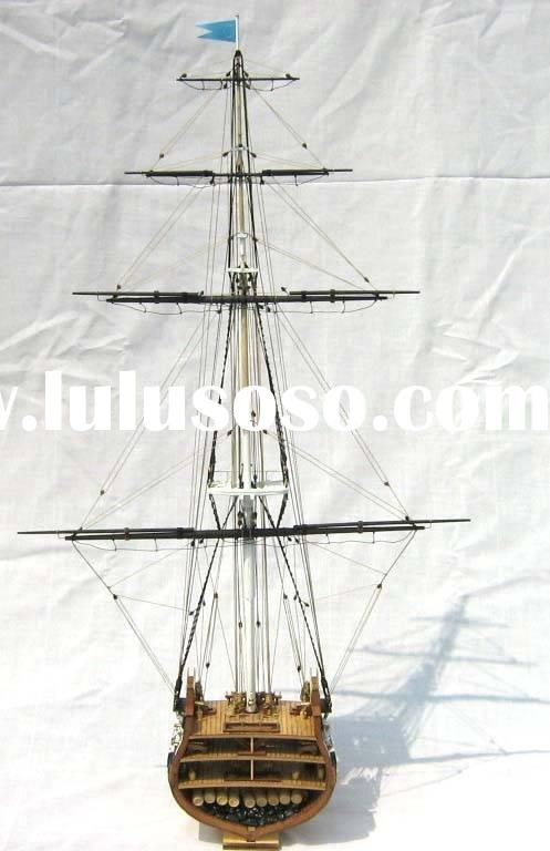 USS Constitution Section Yacht