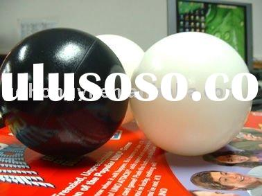 black&white plastic ball