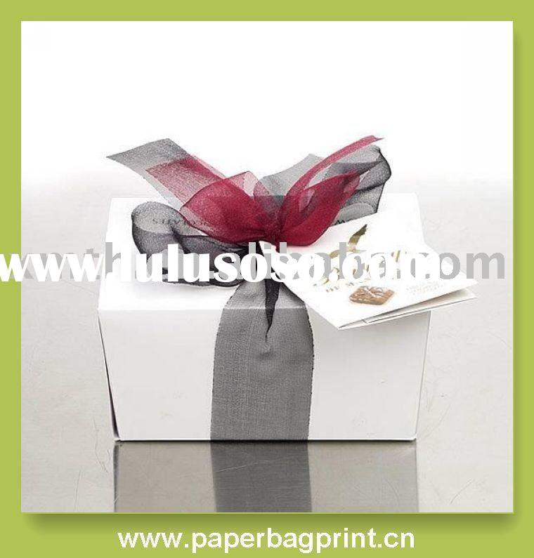 chocolate food boxes