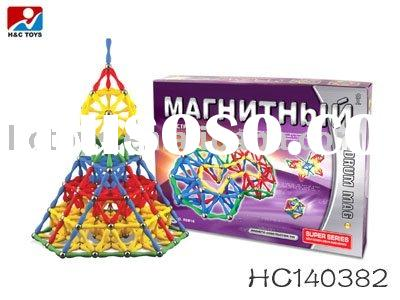 magnetism 3d crystal puzzle HC140382
