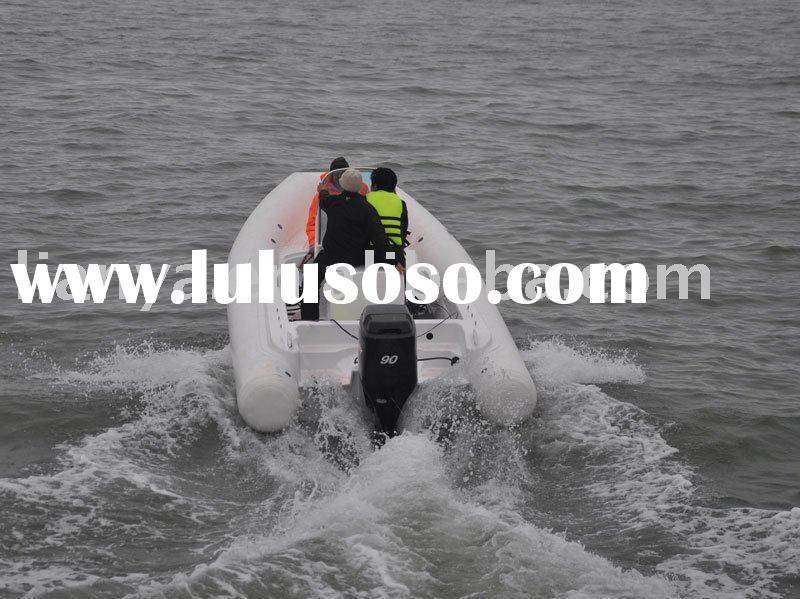 rigid inflatable boat HYP620