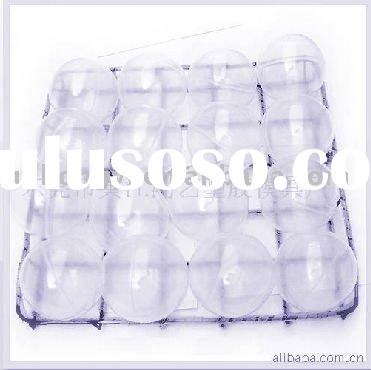 transparent plastic ball