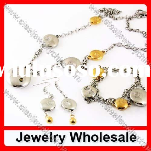 2011 Cheap fashion jewelry set
