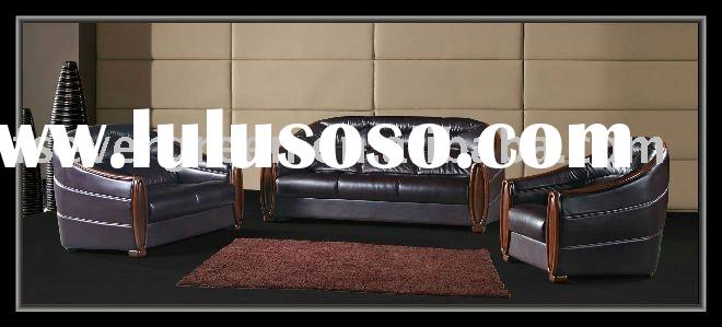 2011 comfortable Luxury Leather Sofa EX861